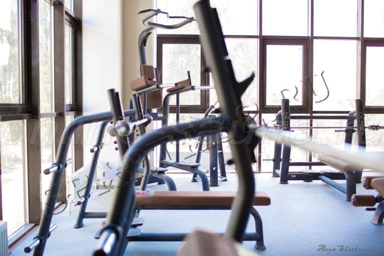 SPARTA, фитнес-клуб