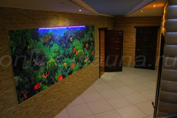 Luxury Village32, баня на березовых дровах