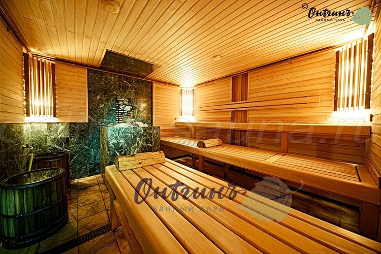 Онегин, банный клуб
